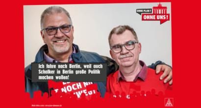 #FAIRWANDEL - Am 29. Juni fahren wir nach Berlin.