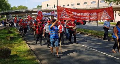 ATOS: Verhandlungen ohne Ergebnis unterbrochen
