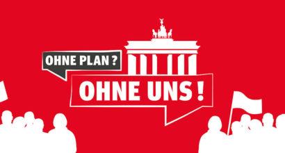 #Fairwandel: Ohne Plan? Ohne uns!
