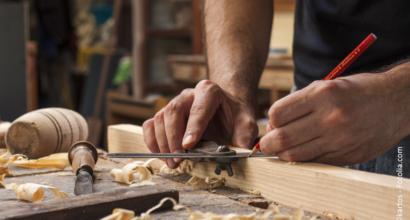 Tarifabschluss Tischlerhandwerk: 4,9 Prozent mehr Geld in zwei Stufen