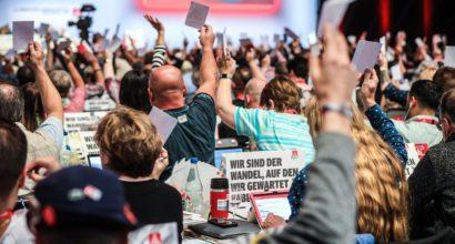 Gewerkschaftstag 2019 - Gut aufgestellt in die Zukunft