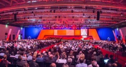 Der Gewerkschaftstag - das höchste beschlussfassende Organ der IG Metall