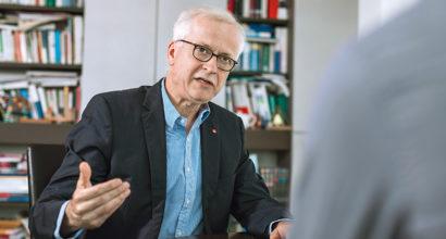 """Krankenversicherung: """"An der Bürgerversicherung führt kein Weg vorbei"""""""