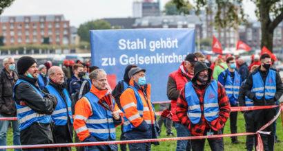 IG Metall wehrt sich gegen thyssenkrupps neues Abbauprogramm