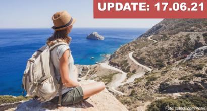 UPDATE FAQ: Urlaub in Corona-Zeiten