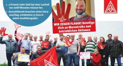 Tarifkommission Schlosserhandwerk beschließt Warnstreiks
